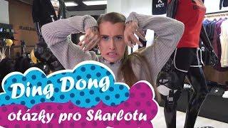 Ding Dong → otázky pro Sharlotu