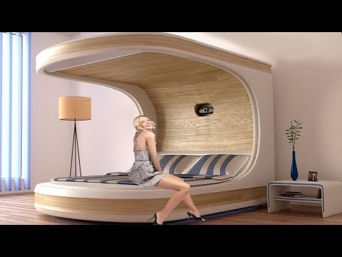 20 INNOVATIVE FURNITURE CREATIONS | SPACE SAVING IDEAS
