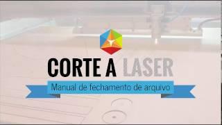 Fechamento de arquivo para a Cortadora a Laser