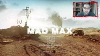 28.09.2015 - Mad Max Stream - 20:30