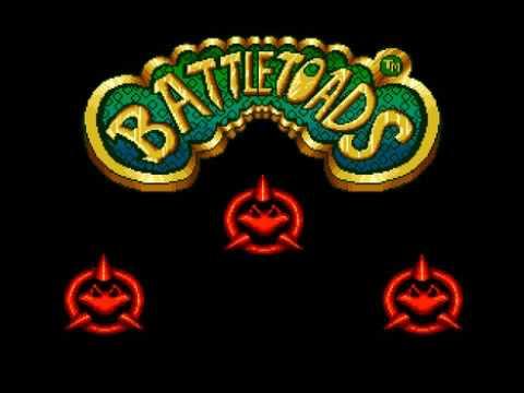 Battletoads Genesis - Intruder Excluder & Terra Tubes