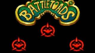 Battletoads Genesis - Intruder Excluder & Terra Tubes