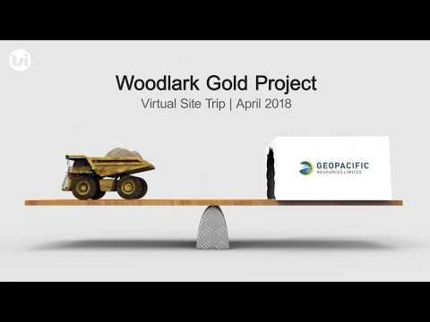 Virtual site trip - Woodlark gold project