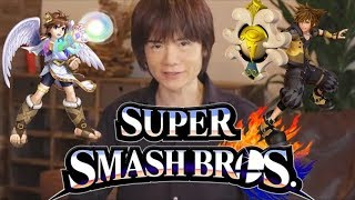 Massive Rumor: Smash Ultimate Full Roster Leaked & New Kid Icarus Game | New Assist Trophies & More