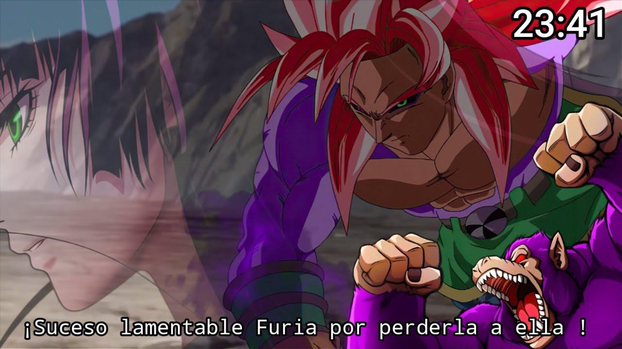 Que hubiera pasado si Goku era traicionado Nean y el Sayayin de corazón puro (parte 78)
