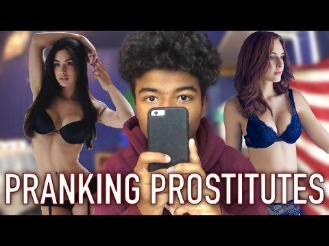 Prank Calling Prostitutes