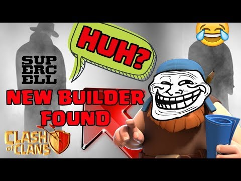 NEW BUILDER FOUND For Clash Of Clans SUPERCELL PRANK CALL | HIRE JOB TROLL BUILDER Witch Hut Edition