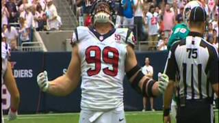 Texans Make JJ Watt The $100M Man