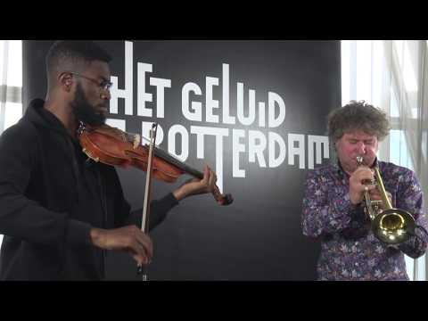 HGVR: Interview Yannick Hiwat & Erik Vloeimans (Boompjes Podium, 21 mei 2017)