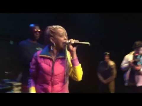 "Rah Digga ""Whoa"" (Remix) (Live @ BOOGIE MICS, The Point, The Bronx, New York)"
