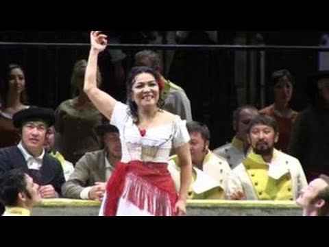 "Astana Opera premiers realist production of ""Carmen"""
