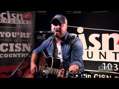 """Aaron Goodvin - """"Woman in Love"""" Live at CISN Country"""