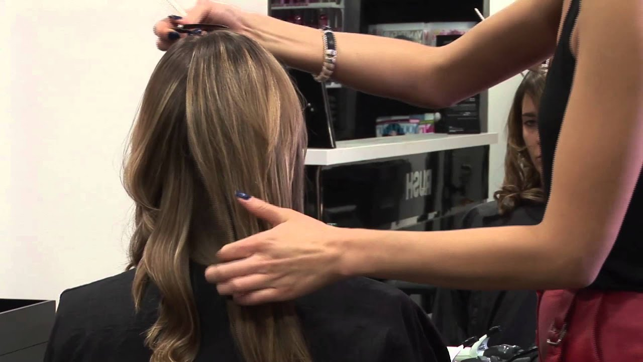 how to get a beach wave hairstyle