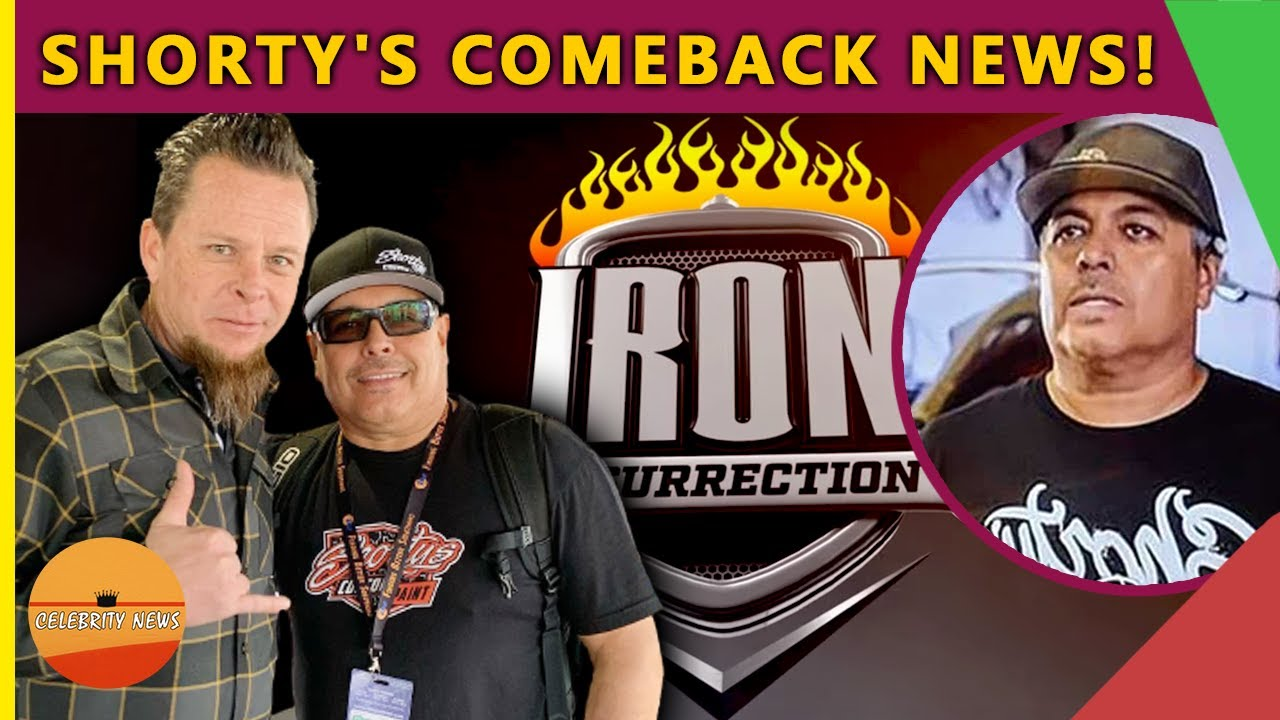 Download Is Shorty Returning To Iron Resurrection? Where Is He Now?