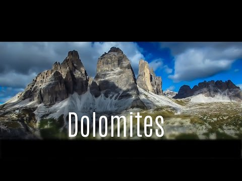 Dolimites - Italy - Drone Footage by OnFocus