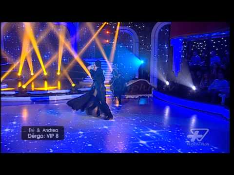 Evi & Andrea - Kercimi i dyte - Dance Fusion - Finalja - Show - Vizion Plus