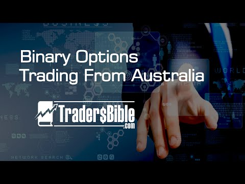 Binary Options trading and Brokers from Australia by tradersbible com