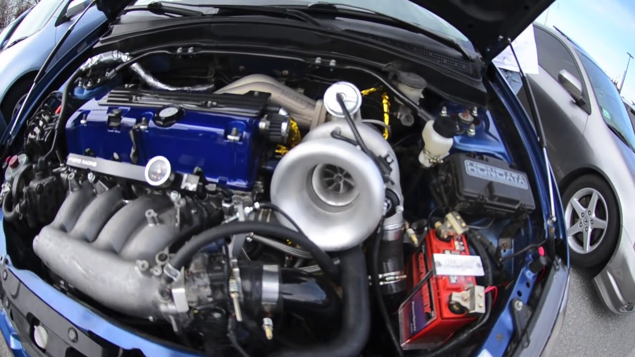 acura turbo