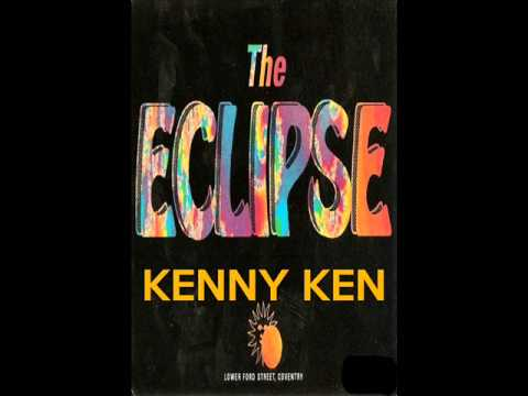 Dj Kenny Ken @ The Eclipse Lower Ford Street Coventry 91