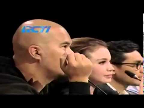Audition 3 X Factor Indonesia 2015 GIVANI GUMILANG - DARK HORSE (Katy Perry)