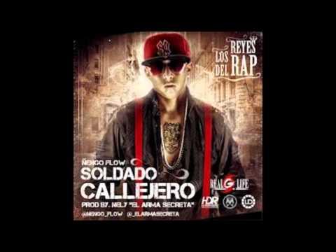 Ñengo Flow - Soldado Callejero (Prod. By Tainy & Nely El Arma Secreta)