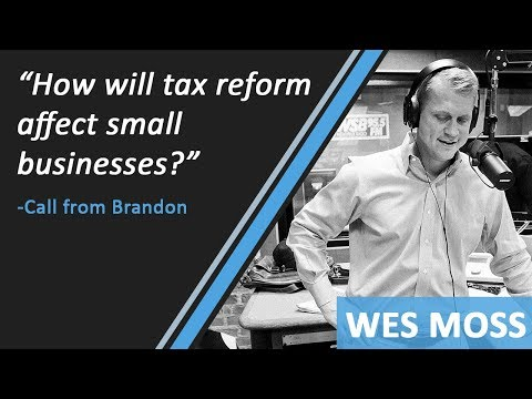 How Will Tax Reform Affect Small Businesses?