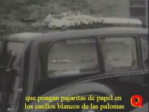 Freddie Mercury 1991 (Funeral Blues) Traducido Al Castellano