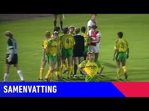 Samenvatting • Ajax - ADO Den Haag (27-08-1986)