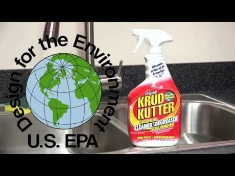 How to Video: Krud Kutter - Cleaner and Degreaser