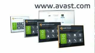 Introducing the new avast! antivirus version 8