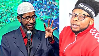 CATHOLIC REACTS TO Why Muslims Do Not Eat Pork!!! - DR ZAKIR NAIK