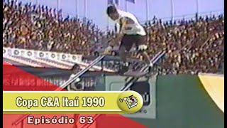 Ep63 Street Style Copa Itaú C&A 1990 | Chave Mestra Videos