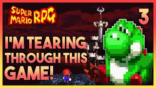 I Dont Remember This Game Being This Short! Super Mario RPG