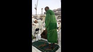 TERUNGKAP!!!! Misteri Sosok misterius jubah hijau di MEKAH/Kejadian aneh di Mekah