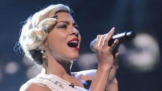 Jade Ellis sings Amy Winehouse