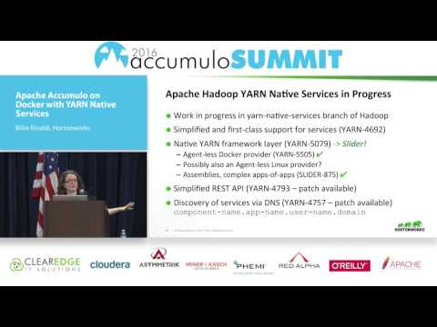 Accumulo Summit