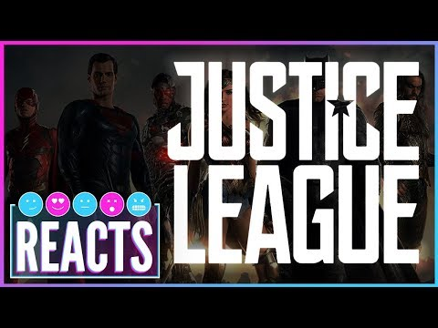 Justice League Review - Kinda Funny Reacts