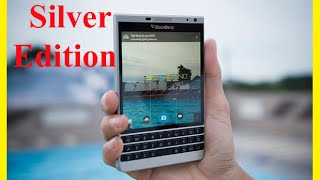 BlackBerry Passport Silver Edition Official Unboxing