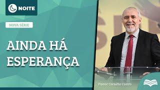 Atitudes em meio as adversidades | Rev. Cornélio de Castro - Atos 27: 23-25