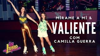Ensinando a Camilla Guerra dançar Mírame a Mí & Valiente! thumbnail