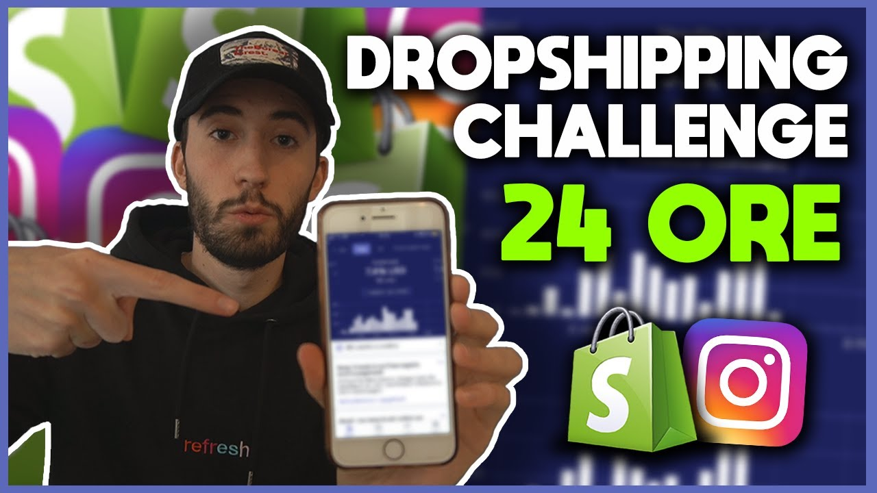 24 Ore Dropshipping Challenge (Rivelo Tutto!)
