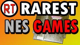 The Rarest NES Games