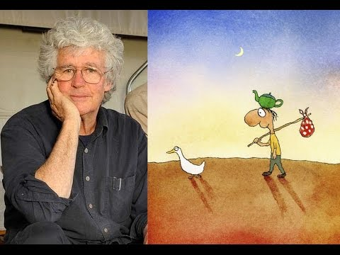 Michael Leunig And The Holy Fool