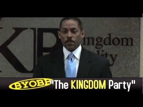 Kingdom Reality presents Apostle Camy Arnett: The Kingdom Party