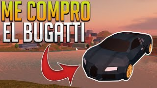 ICH KAUFE DIE MOST EXPENSIVE CAR IN THE GAME... BUGATTI - Jailbreak (Beta) - ROBLOX