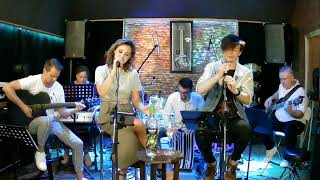 Онлайн-концерт Галины Безрук и Александра Казьмина x Театр мюзикла