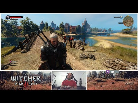 Witcher 3 Test ultra ancho