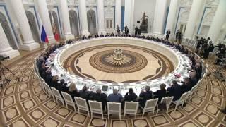 Заседание Комиссии по мониторингу достижения целевых показателей социально экономического развития(Под председательством Владимира #Путина состоялось #заседание #Комиссии при #Президенте по мониторингу..., 2016-05-16T20:27:10.000Z)