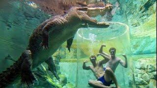 10 pontos turísticos mais perigosos do mundo!!!