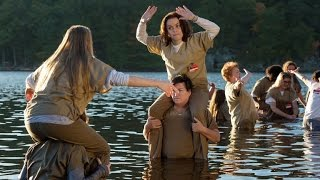 Orange Is The New Black - On Golden Pond (season 3 - lake scene)